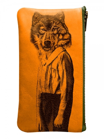 Trousse-orange-loup